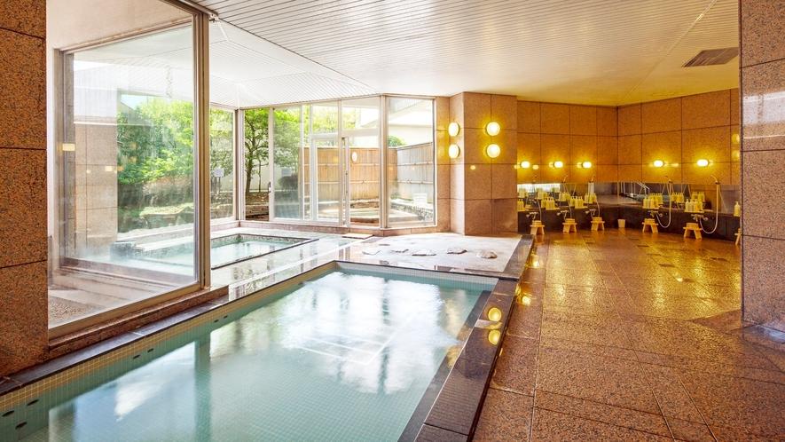 温泉大浴場(内風呂)