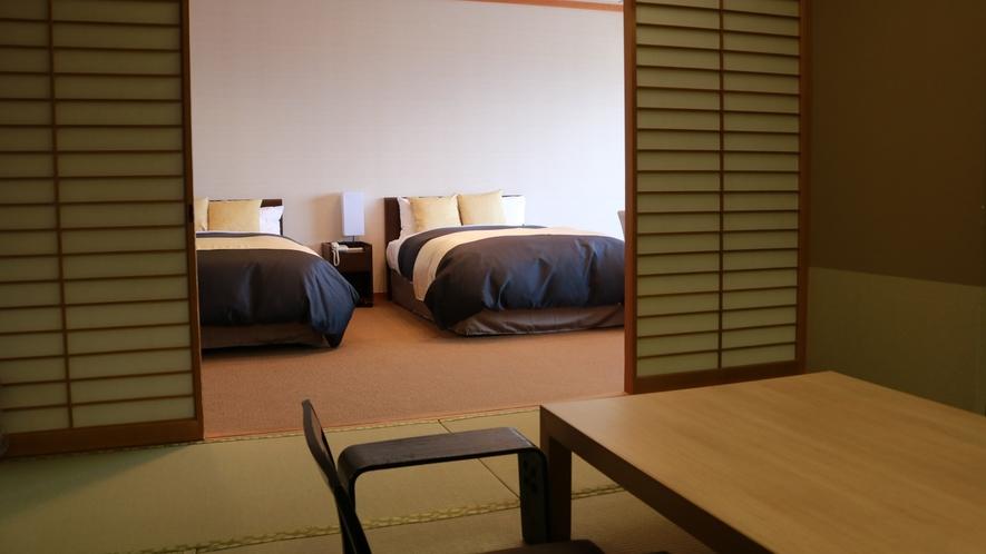 【特別和洋室】12階特別室フロア