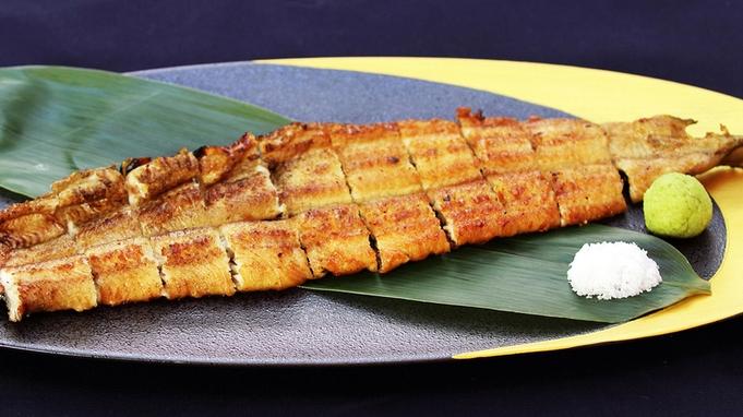 ■ 和牛の陶板焼き付旬の創作会席料理  +  鰻の白焼き ■「竹」■