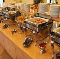 花茶屋 ◎和食・洋食バイキング 1日の始まりは朝食から♪