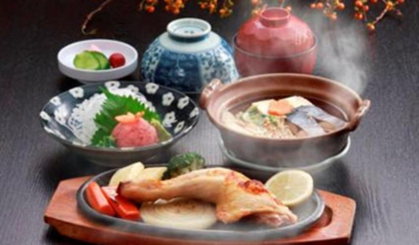 夕食例3 (B定食)