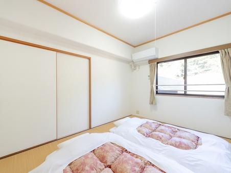 【禁煙】和室1〜5人部屋