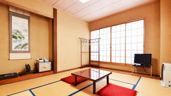 和室8畳〜10畳【トイレ付】