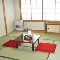 *和室8畳(一例)落ち着いた空間でゆったりとお寛ぎください。