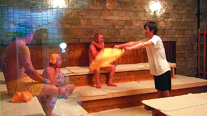【素泊まり】チェックアウト後の入浴OK!楽しい温泉とアミューズメントで有意義なゆったり時間♪