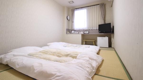 【喫煙】東館・和室6畳(トイレ付)