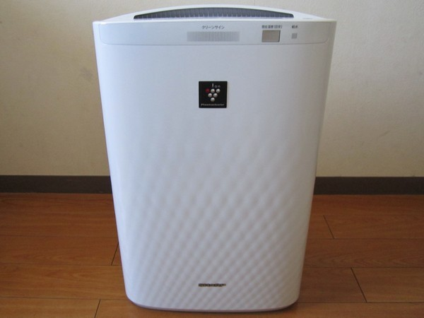 加湿もできる空気清浄機