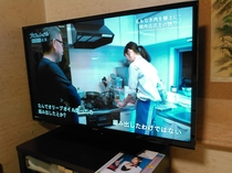 40インチ液晶テレビ