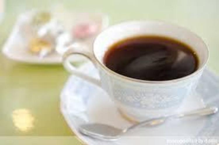 〇コーヒー無料サービス〇 食堂にて 6:00〜9:00      18:00〜21:00
