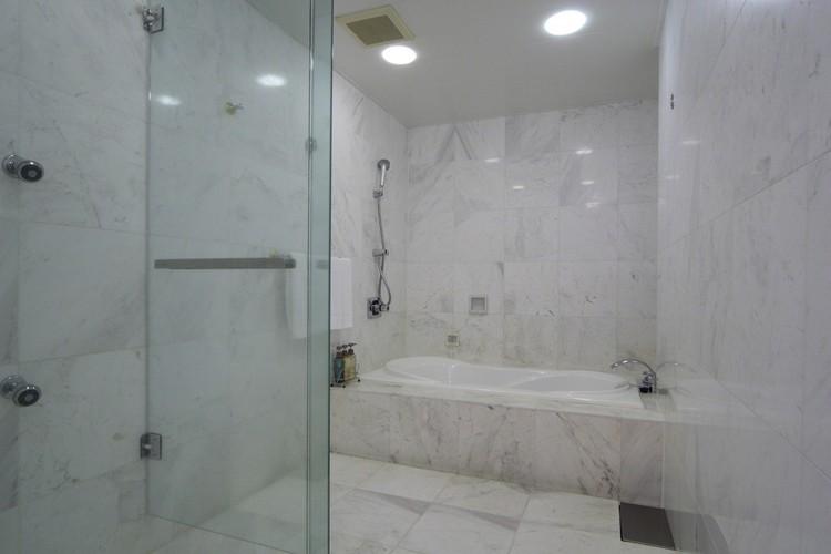 エグゼクティブツインルーム 浴室