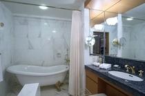 デラックスツインルーム 浴室