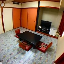 和室8畳(大人4~5名)