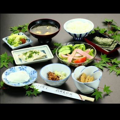 【スタンダード】女将の手料理と伊香保のお湯でホッと安らぐ♪昔ながらの家庭的な温泉旅館を楽しむ★