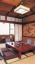 静かな和室