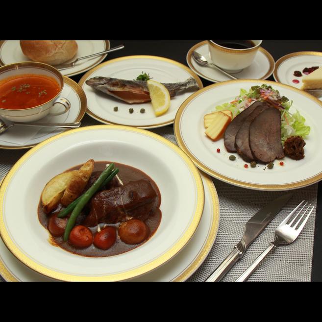 【ディナー料理】冬季限定★