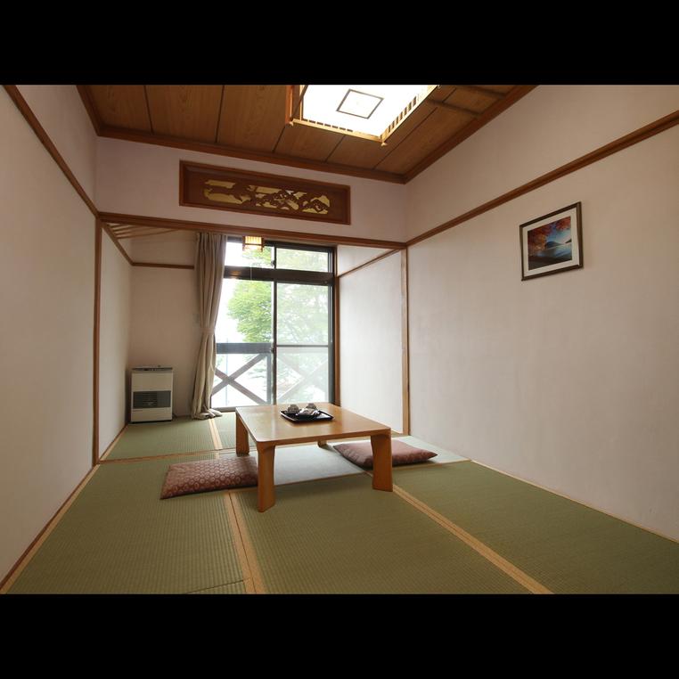 【和室9畳(湖水側)】