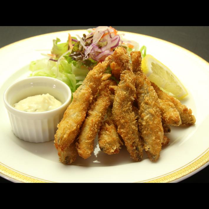 【ディナー料理・単品】ワカサギのフライ