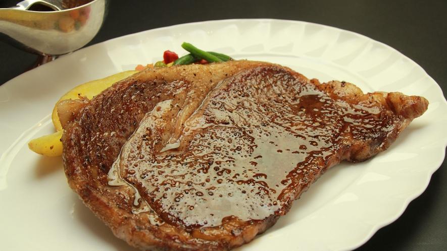 ◆【ディナー料理・単品】とちぎ和牛のステーキ
