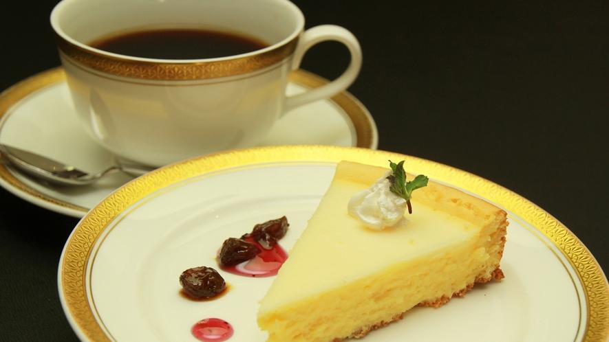 ◆【お食事一例】デザート&コーヒー