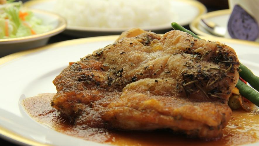 ◆【ディナー料理・単品】チキンの香草焼き