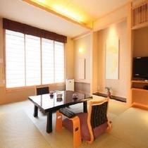 ◆【灯りとりの湯】和室8畳+ローベッド/内風呂付※一例