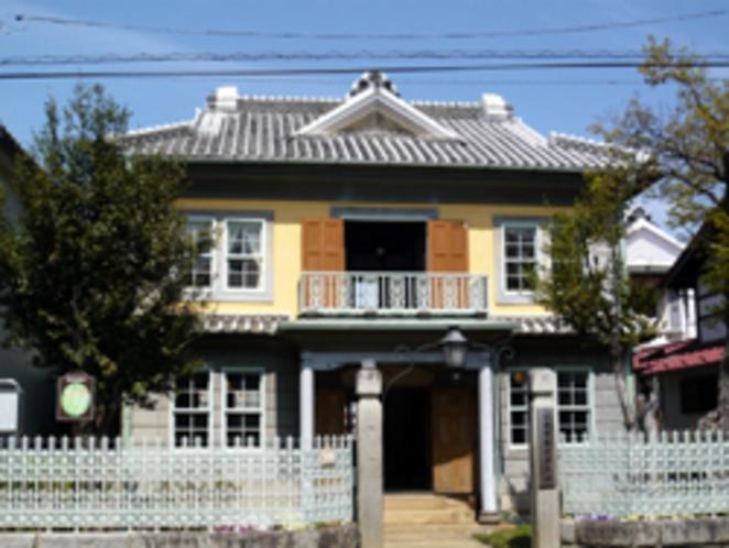 旧田中銀行 近代遺産