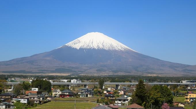 【早朝出発】富士登山応援プラン
