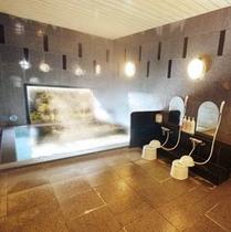 女性大浴場完備