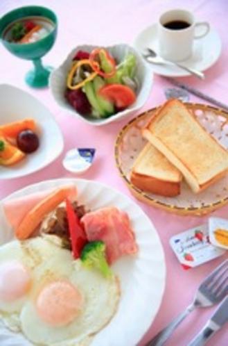 朝食(洋)