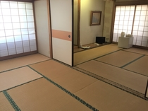 和室(大部屋)1
