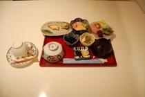 手作り!朝食の一例
