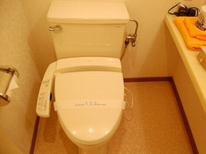 【トイレ】ダブル / ツインDX