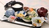 京料理 たん熊 北店 和朝食 イメージ