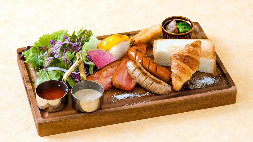 4階 ザ・テラス 洋朝食セット イメージ