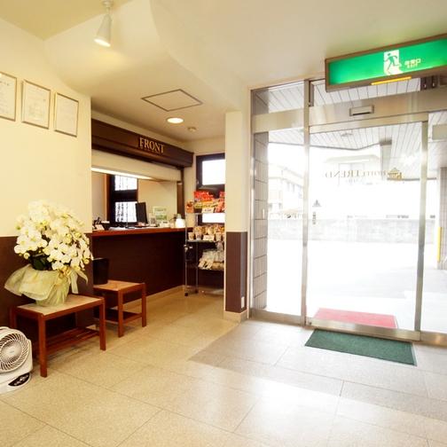 【楽天スーパーSALE】素泊りプラン◆駐車場無料・50台(先着順)◆