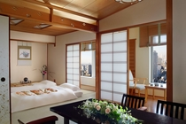 Japanese Suite with Futon