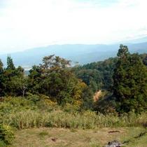 *周囲の山