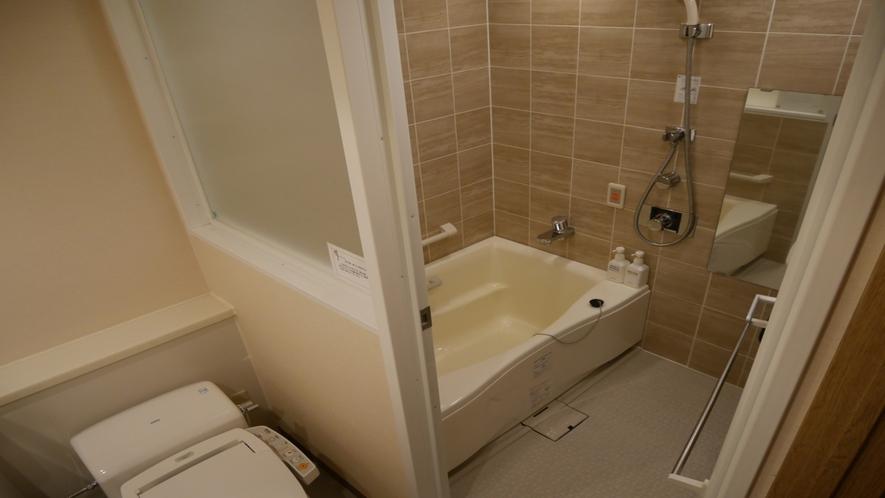 東館 コンフォートツイン・バスルーム