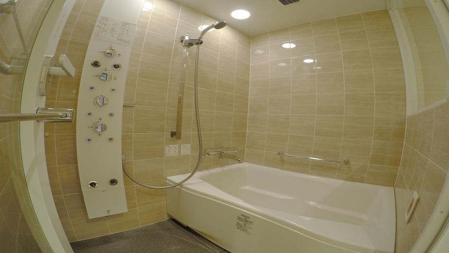 西館 シングル(Bタイプ)・バスルーム
