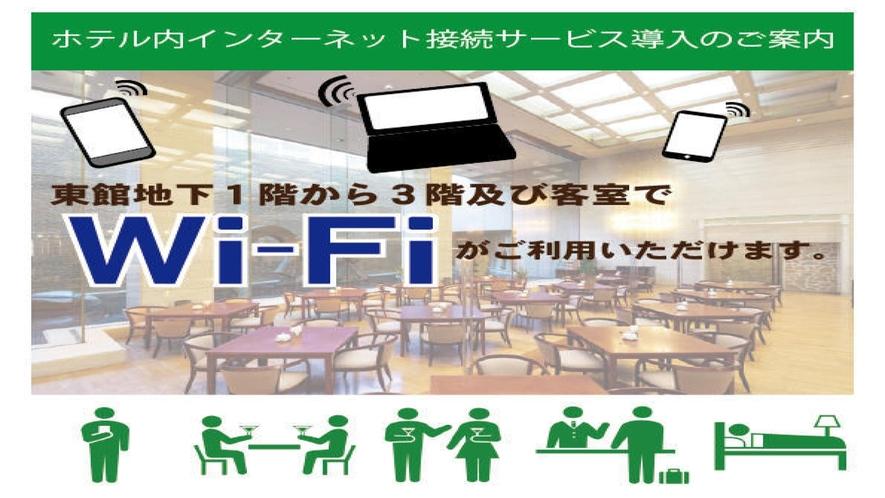 WIFI利用