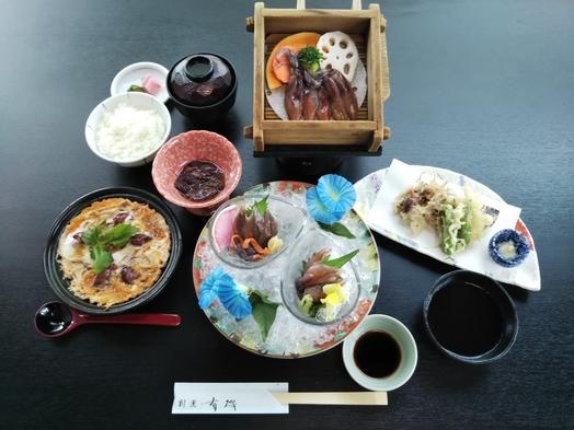 ☆富山湾の神秘をご堪能ください☆ 蛍烏賊づくしのご夕食はいかがでしょうか!【蛍烏賊御膳プラン】
