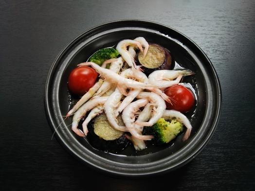 ☆富山湾の海の宝石:白海老☆ 甘く優しくとろける上質な食感をどうぞ【白海老御膳プラン】