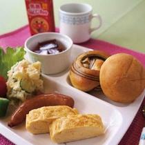 朝食◆お子様プレート