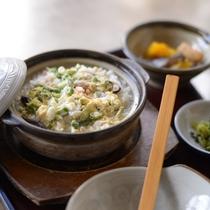 朝食◆雑炊