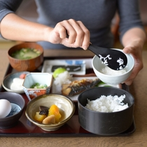 朝食◆和食膳