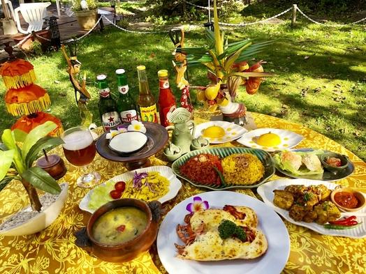 【癒しの女王様プラン】22時間滞在&120分バリマッサージ&ロブスターバリ料理ディナーで至福の休日