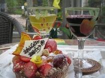ワイン・ケーキ