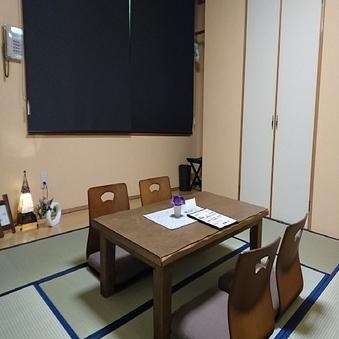 【禁煙】和室8畳(2〜4名)国産布団新品《新館》