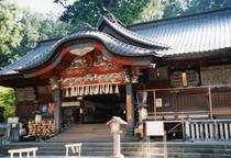 北口本宮富士浅間神社・歴史ある神社・初詣に!