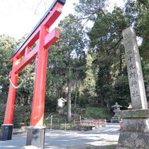 四十九所神社(しじゅうくしょじんじゃ)/流鏑馬が行われる神社です